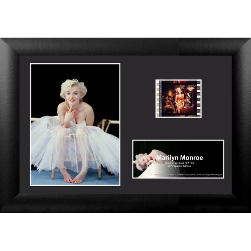 Trend Setters Marilyn Monroe MGC Mini FilmCell Presentation 2 Framed Memorabilia (Set of 36)