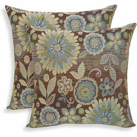 Jacquard Toss Pillow (Rosita Woven Jacquard Toss Pillow, Set of)