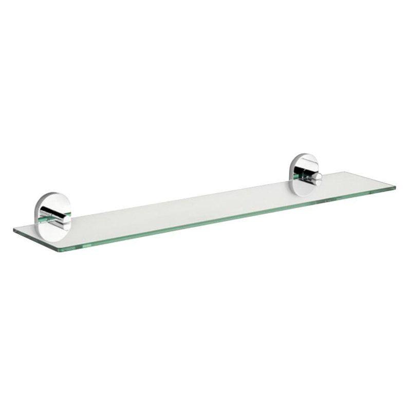 Croydex Flexi-Fix Pendle Glass Shelf