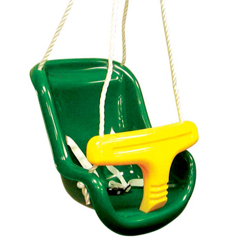 Infant Swing With Seat Belt