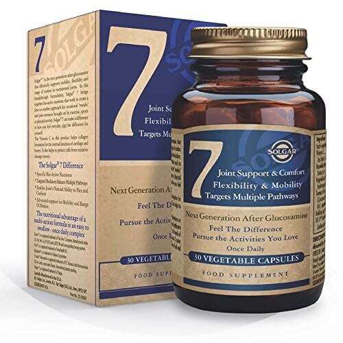 Solgar No. 7 Joint Support (30 Vegetable Capsules)