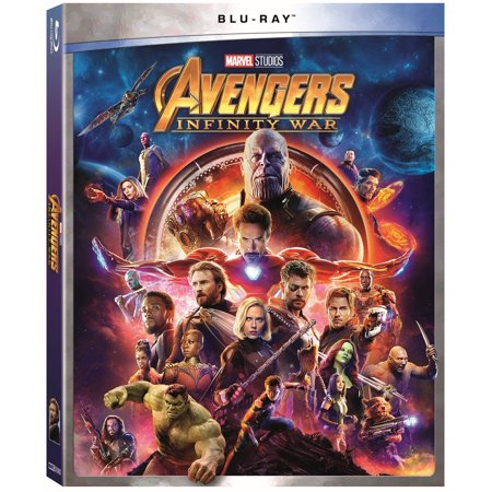 Avengers: Infinity War (Walmart Exclusive) (Blu-ray)