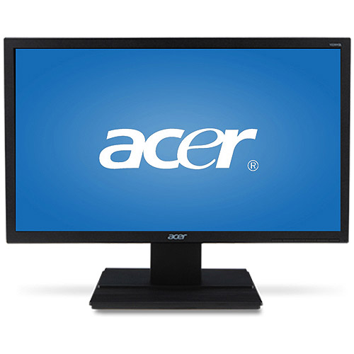 "Acer Professional 24"" Widescreen LCD Monitor (V246HL bd Black)"