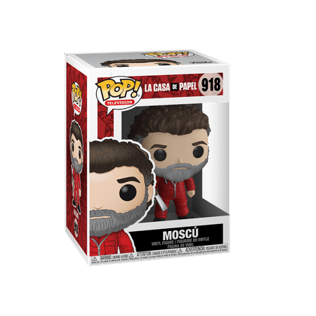 Funko POP! TV: La Casa de Papel - Moscú