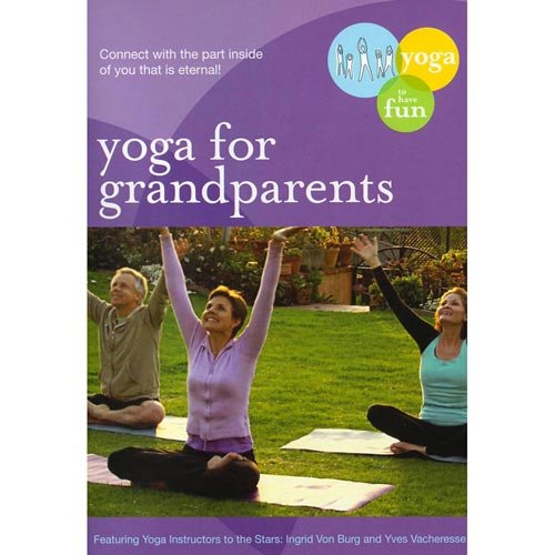 Yoga for Grandparents (Full Frame)