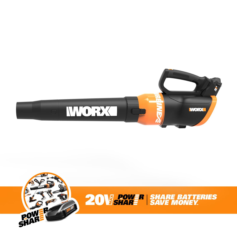 Worx 20V Li-ion Cordless Sweeper/Blower