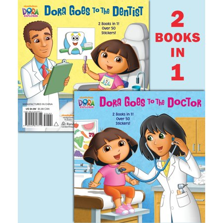 Dora Goes to the Doctor/Dora Goes to the Dentist (Dora the