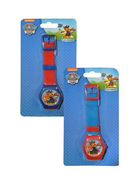 Paw Patrol Digital Watch, Easy-To-Read Display for Children - Gift Ideas for Girls or Boys