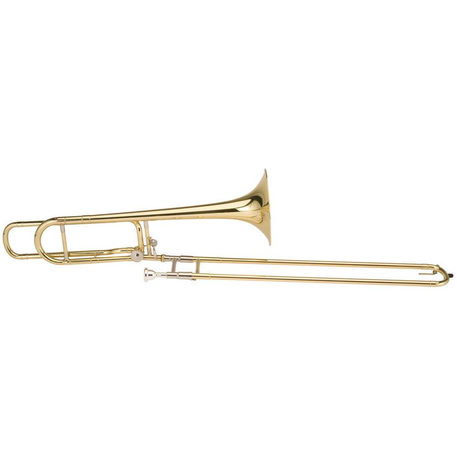 Ravel Intermediate Bb Tenor Trombone with F Attachment, RTB202