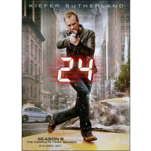 24: The Complete Eighth Season