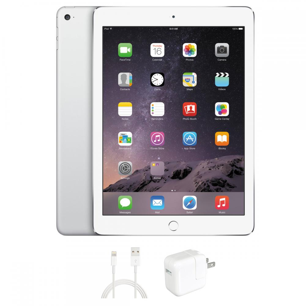Refurbished Apple iPad Air 2 64GB Wifi Silver (Excellent Condition).