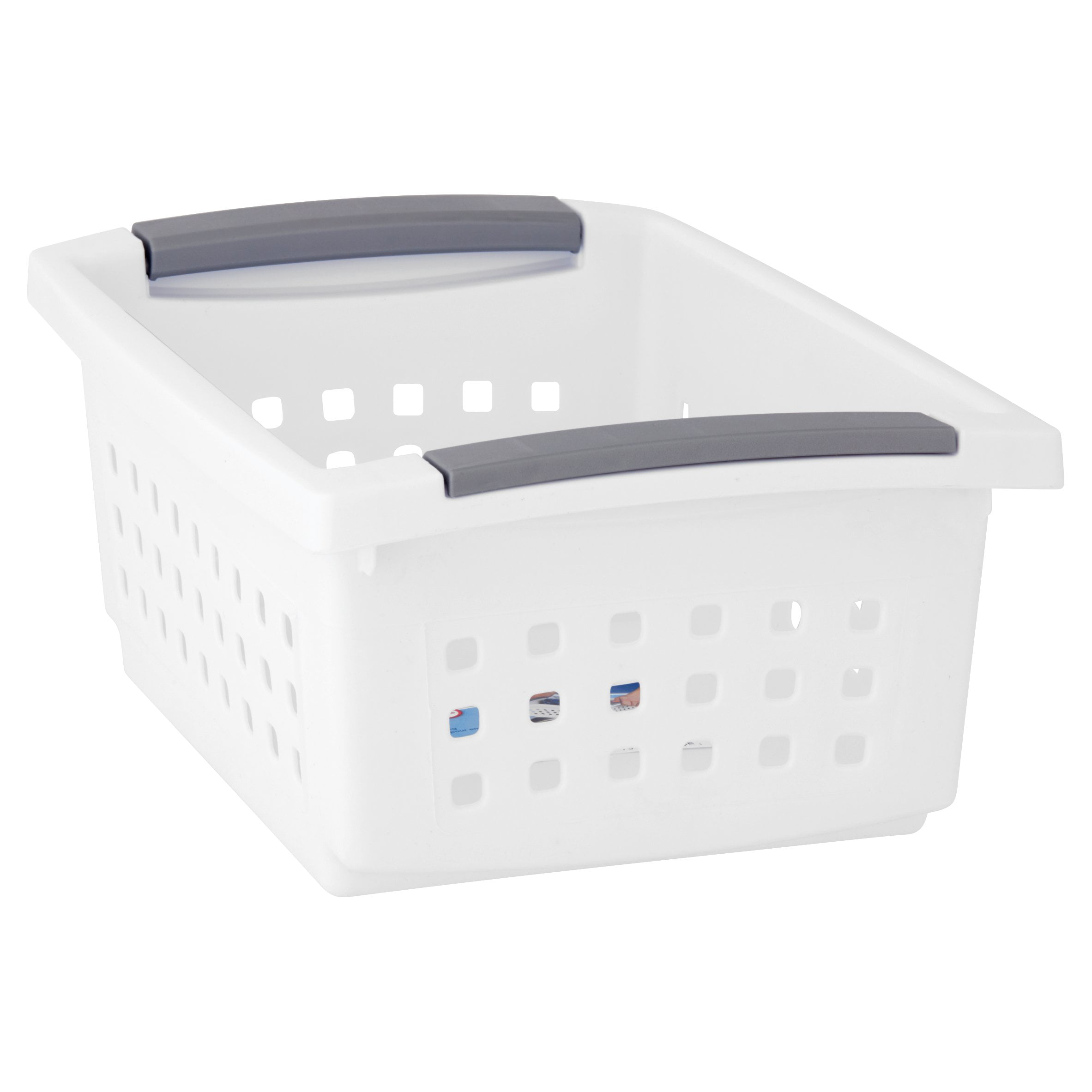 Storage Bin - White Small - Room Essentials™