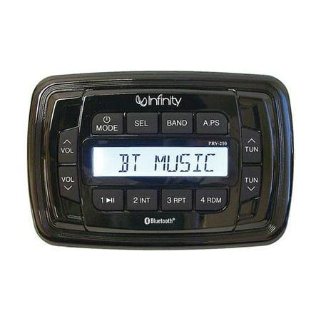 Infinity PRV-250 AM FM BT Stereo Receiver by