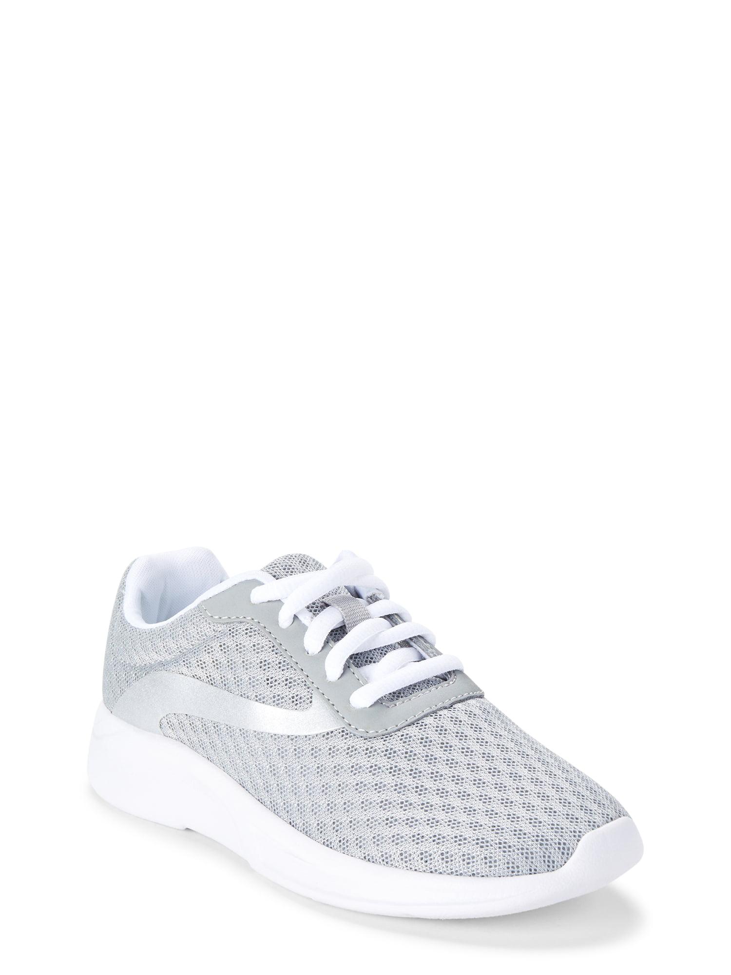 Athletic Works Girls' Mesh Sneakers