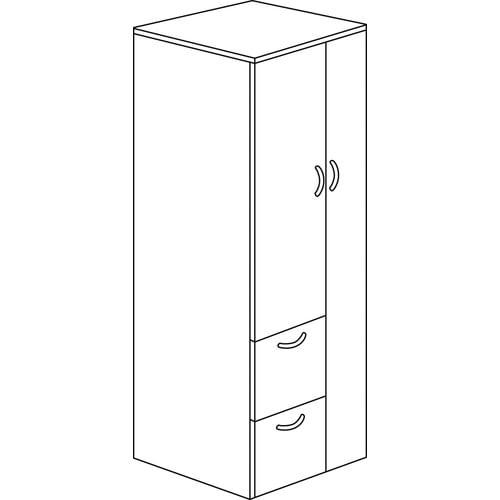 Flexsteel Contract Fairplex Storage Cabinet