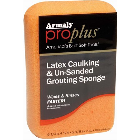 Armaly ProPlus Latex Caulking & UnSanded Grouting Sponge
