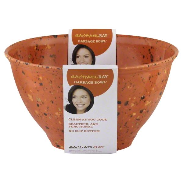 Rachael Ray 4 Quart Melamine Garbage Bowl, 1 Each