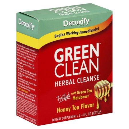 8 Ounce Liver - Detoxify Green Clean Concentrate - 8 Ounce