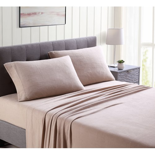 Wrought Studio Meadowbrook Ultra Plush Solid Sheet Set - Walmart.com
