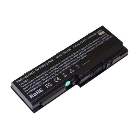 Satellite P200 St2071 Toshiba Laptop - Battery for Toshiba Satellite P200-ST2071 Laptop