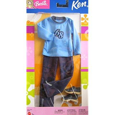 Mattel barbie ken fashions sporty (2003)