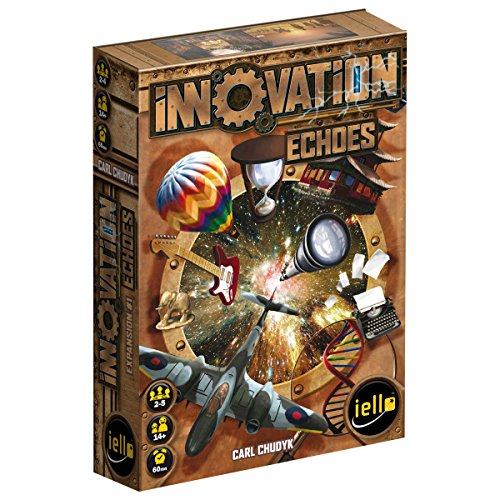 Innovation: Echoes Board Game