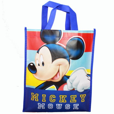 Disney And Nickelodeon Halloween Movies (Kids Multi-use Reusable 12 Inch Non Woven Tote Bag (Various)