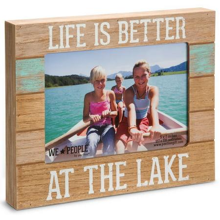 Pavilion Gift Company 67243 Lake People (Oliver Peoples Frame)