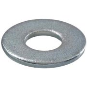 Du-Bro 3109 Stainless Steel No. 4 Flat Washer Multi-Colored