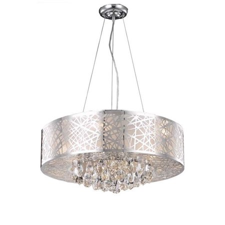 Elegant Lighting Prism 24   9 Light Royal Crystal Pendant Lamp
