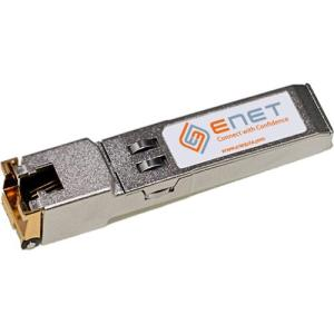 ENET Zyxel Compatible 10/100/1000BaseT SFP RJ45 Cat5/Cat5e/Cat6 Connector