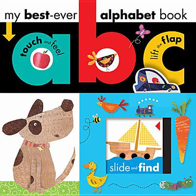 My Best Ever ABC Alphabet Book (Board Book) (Best Obituaries Ever Written)