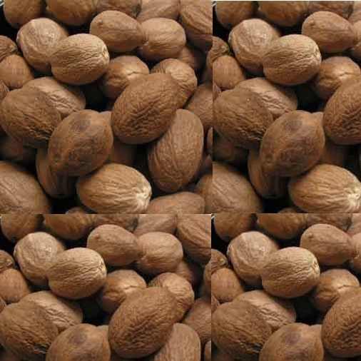 Indian Spice Nutmeg Whole 3.5oz-