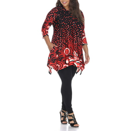 Women's Plus Size Sigrid Tunic Top