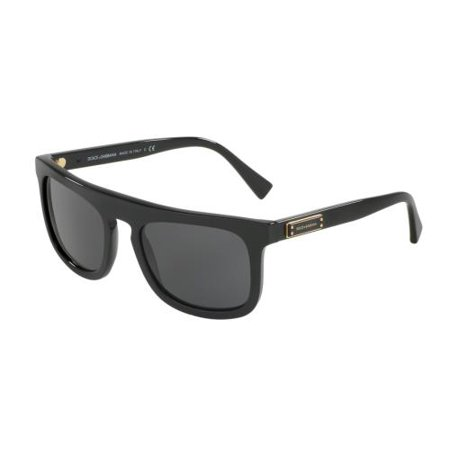 DOLCE & GABBANA Sunglasses DG4288 501/87 Black 53MM