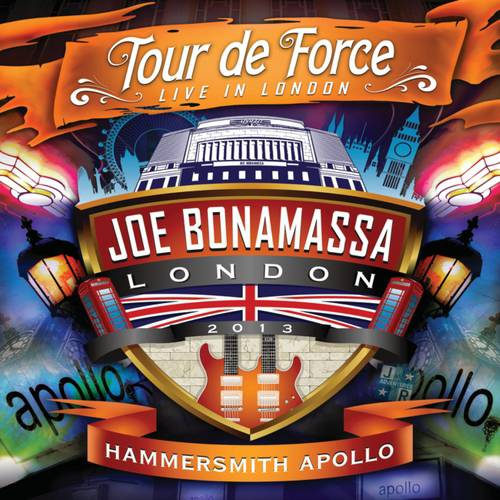 Tour De Force: Live In London - Hammersmith Apollo (2CD)