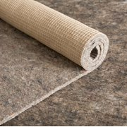 "Rug Pad USA, 3/8"" Thick, 12x17-Feet Rectangle, Felt & Reinforced Natural Rubber, Anchor Grip 30"