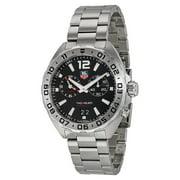 Tag Heuer Men's Formula 1 Grande Date Alarm 41mm Watch WAZ111A.BA0875