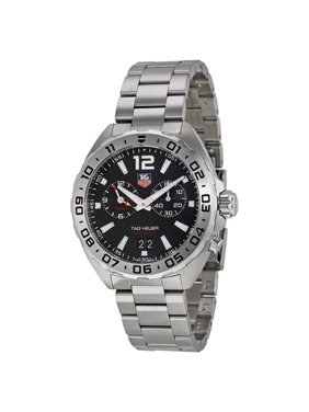 Tag Heuer Men's Formula 1 Grande Date Alarm 41mm & 42mm Watches