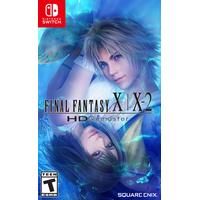 Final Fantasy X   X-2, Square Enix, Nintendo Switch, 662248922102