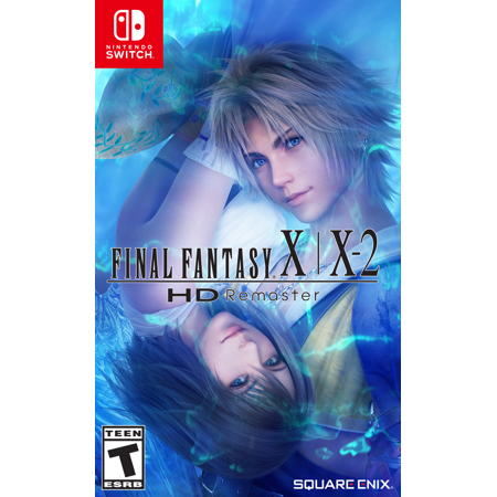 Final Fantasy X | X-2, Square Enix, Nintendo Switch, (Best Version Of Final Fantasy 6)