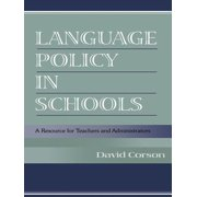 Language Policy in Schools - eBook