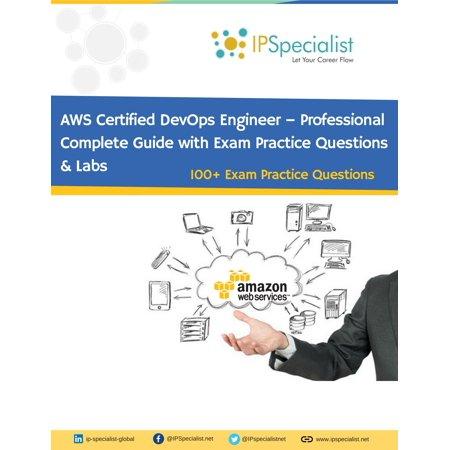 AWS Certified DevOps Engineer Professional - eBook