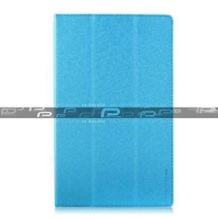 Prontotec Nepro 10S 10 Inch Quad Core Tablet Case Natural Silk Blue