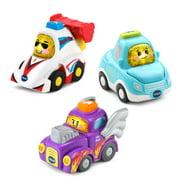 VTech Go! Go! Smart Wheels Racer Vehicle Pack Toy Vehicles