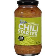 Frontera White Bean Chili Starter, 25 oz, (Pack of, 6)