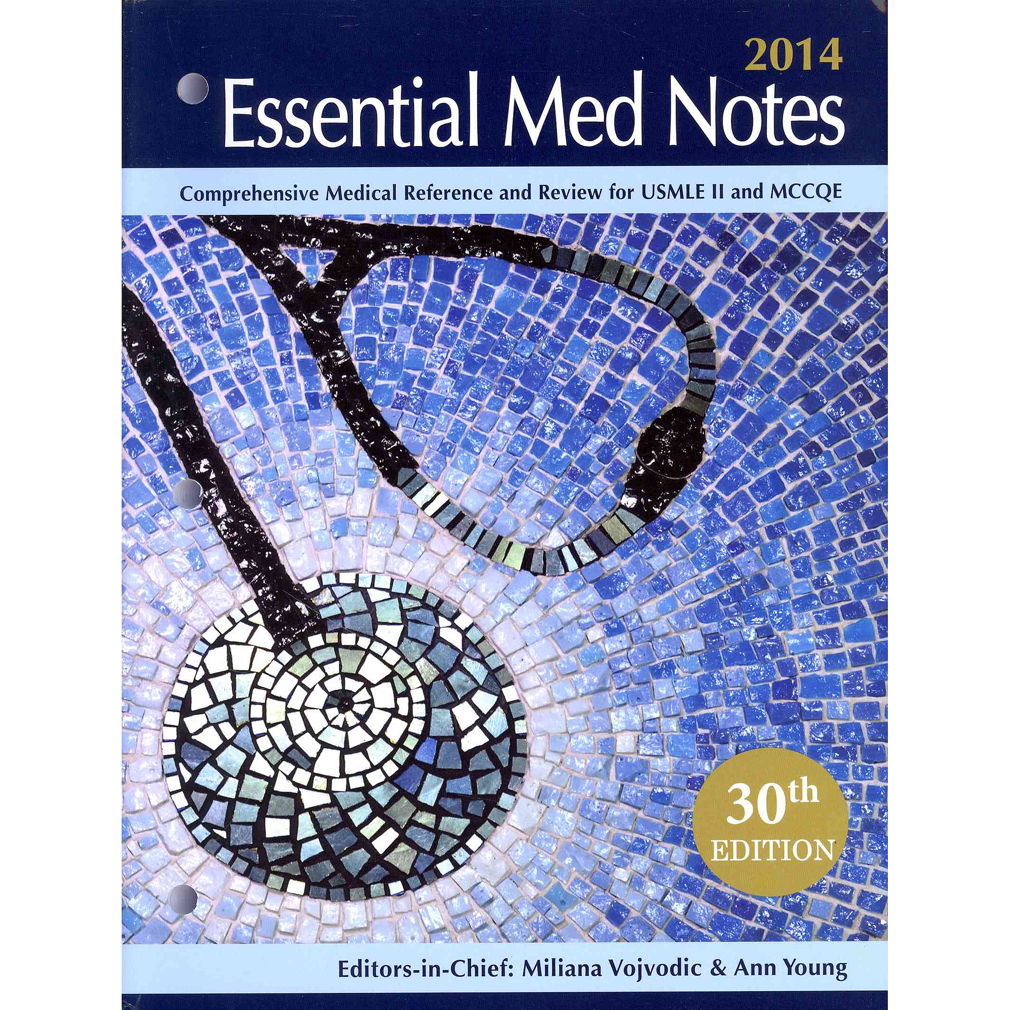 Essential Med Notes 2014: Comprehensive Medical Reference and Review for the United States Medical Licensing Exam Step 2 and the Medical Council of Canada Qualifying Exam