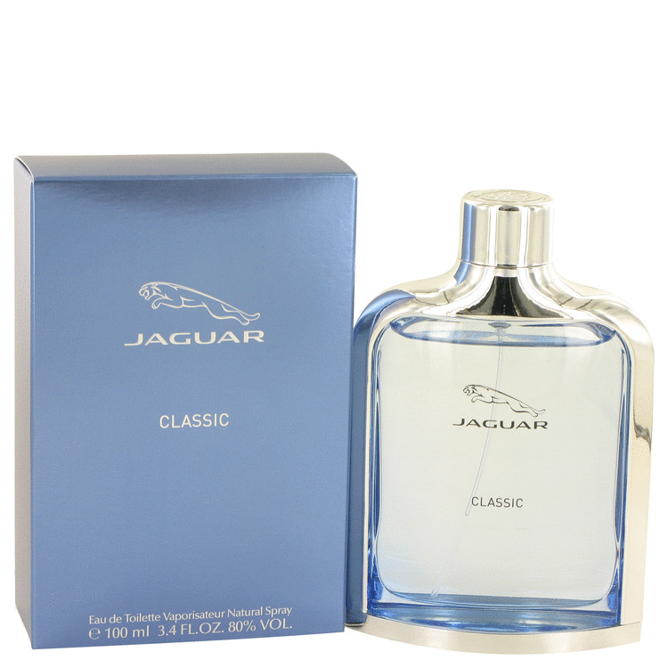 Jaguar Jaguar Classic Eau De Toilette Spray for Men 3.4 oz