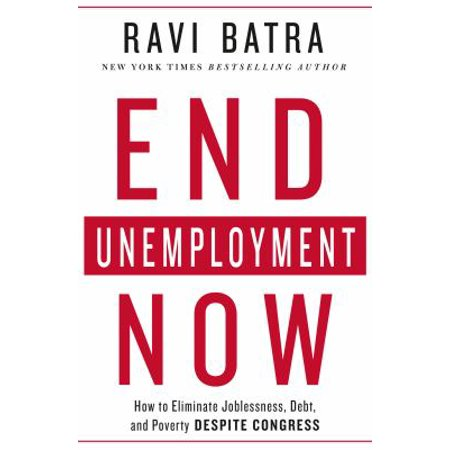 End Unemployment Now  How To Eliminate Joblessness  Debt  And Poverty Despite Congress