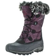 Kamik Momentum Women's Waterproof Nylon Snow Boots